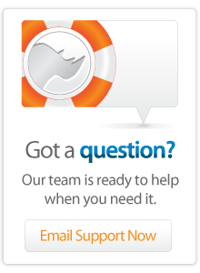 Email Our Support Team Now